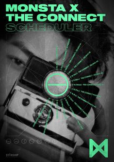 < THE CONNECT : DEJAVU > Yoo Kihyun, Jooheon, Monsta X Hyungwon, Shownu, Connect, Starship Entertainment, Korean Entertainment, Lee Joo Heon, Hyun Woo