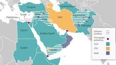 """El polvorín de Oriente Medio que """"no es lo que parece"""" Islam, Historia"""