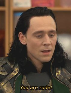 "Tom Hiddleston in Central Comedy. ""Who's Better: Thor or Loki?"". Video: https://www.youtube.com/watch?v=Q-h4ulFK2Ek"