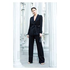 Check out my photoshoot at LACMA Urban Lights and discover the new Folli Follie Collections. Wearing All Black, All Black Outfit, Black Outfits, Love Her Style, Simple Outfits, Boho, Street Style, Chic, Womens Fashion