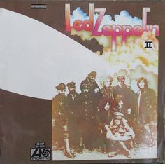 Title: Led Zeppelin II