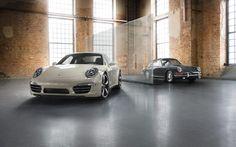 Porsche 911- 50th Anniversary Limited Edition