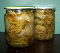 Мадьярский салат из огурцов