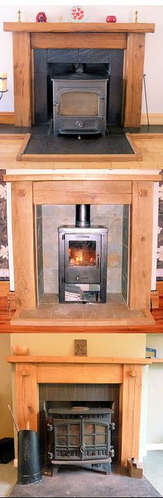 Fire Surrounds for Wood Burners £300 inc shipping