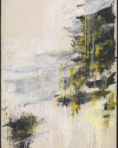 Cy Twombly Inverno / Winter (Quattro Stagioni - A Painting in Four Parts) 1993-5 London Tate Gallery #art #arthistory #winter #painting . . .  http://ift.tt/2BkPcUH