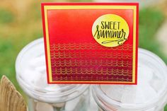 AAA Cards: Game #45 – Red Hot Summer | honeybeelane