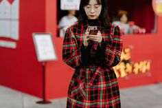 The Best Street Style Photos From Seoul Fashion Week Spring '18