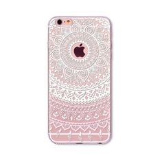iPhone 5/5S, 6/6S Multi-colour Henna Case