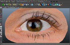 Realistic Eyeball Rigging in Maya (눈알 리깅하기) - YouTube