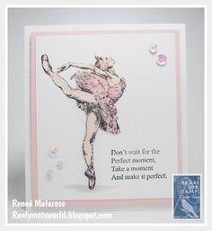 Renlymat's World: I Brake for Graduating Ballerinas! Half Sheet Ballerina from I Brake for Stamps. 9th Birthday, Birthday Cards, Flower Cart, Best Dance, House Mouse, Graduation Cards, 1st Christmas, Happy Saturday, Ballerinas