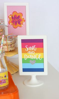 Welcome to the biggest, the craziest, the loudest party EVER! Life might not be all cupcakes and rainbows, but this Trolls birthday party is! Get ready to sing,