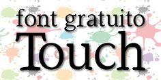 Touch è un font gratuito dalle linee morbide, lo stile moderno e poco convenzionale di questo carattere tipografico di chiara leggibilità lo rendono adatto a materiale pubblicitario quale manifesti, locandine, volantini o brochure. Autore del carattere tipografico è Tipografia Vittoria Srls, tipografia artigianale, centro stampa e studio grafico a Firenze. Maggiori informazioni sull'ottimale utilizzo del font gratuito Touch su: http://www.tipografiavittoria.com/prodotti-stampa/