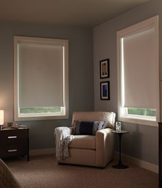 Blackout Roller Blinds- keep out the sun and heat in style!