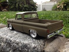 Model car model truck