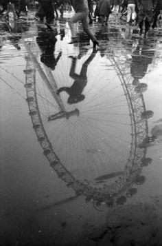 Millennium Wheel, London, 1999 by Richard Bram