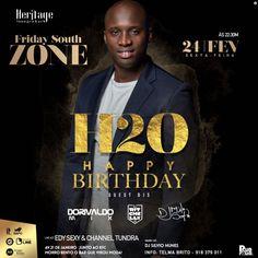 Dj H20 comemora aniversário com festa exclusiva no Heritage https://angorussia.com/entretenimento/dj-h20-comemora-aniversario-com-festa-exclusiva-no-heritage/