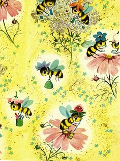 ~ Busy Little Bees ~