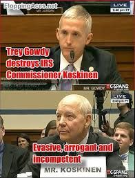 Uh-Oh – IRS Chief Testimony Disputed By Lois Lerner! » Eagle Rising