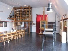Tarvaspää, Gallen-Kallela Museum