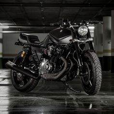 Behold the 'Iron Fist' Katana by Macco Motors. The force is strong with this one.