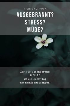 Stress Management, Yoga, Life