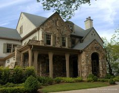 Atlanta Traditional Exterior Photos Stucco House Makeover Design, Pictures, Remodel, Decor and Ideas - page 2