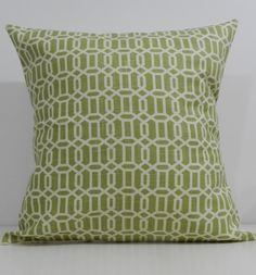 New 18x18 inch Designer Handmade Pillow by milkandcookiesCanada, $23.00