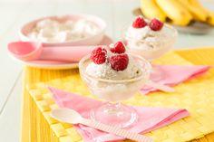 Coconut Banana Ice Cream - ILoveCooking