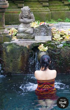 Ubud: Wassertempel
