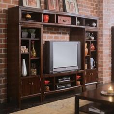 Hammary Furniture - High Point, NC  #hammary #furniture #media #entertainment #tv #wallunit