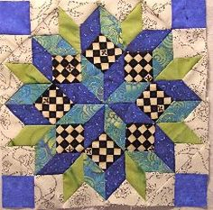 Inklingo Projects: Hybrid-pieced star