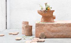 Salone del Mobile 2016 | Cow poo ceramics....