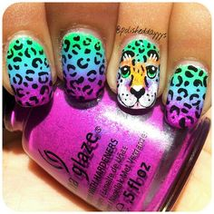 polisheddayyys #nail #nails #nailart