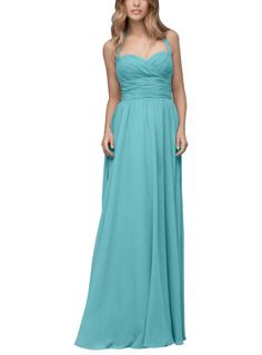 Wtoo by Watters Style 103, Blue Easter, Sz. 12, $215 - Available at Debra's Bridal Shop at The Avenues, 9365 Philips Hwy., Jacksonville, FL 32256, 904-519-9900. Call us for your consultant appointment.
