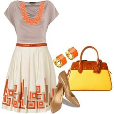 Sunday brunch outfit!