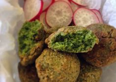 Diet Recipes, Healthy Recipes, Falafel, Baked Potato, Spinach, Gluten Free, Vegetables, Cooking, Breakfast
