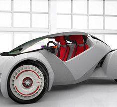 Представлен первый в мире автомобиль, напечатанный на 3D-принтере