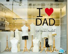 Hey, I found this really awesome Etsy listing at http://www.etsy.com/listing/130201373/fathers-day-shop-display-i-love-dad