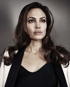 the hottest photog with the hottest actress? Angelina Jolie by Jerome Bonnet