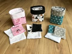 Diy And Crafts Sewing, Fabric Crafts, Sowing Projects, Diy Makeup Remover, Learn To Sew, Holiday Fashion, Make And Sell, Homemade Gifts, Craft Gifts
