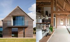 project Stow-on-the-wold, Gloucestershire Exterior / Interior - McLean Quinlan Architect. Stow-on-the-wold, Gloucestershire Exterior / Interior - McLean Quinlan Architects Contemporary Barn, Modern Barn, Modern Farmhouse, Norton House, Architects London, Converted Barn, Barns Sheds, Gloucester, Architecture Design