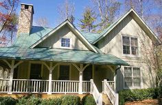 Plan 26607GG: The Perfect Cottage Retreat
