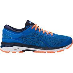 Asics Men's GEL-Kayano 24 Running Shoes, Size: 8.5, Blue