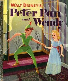 Michael Sporn Animation – Splog » Eyvind Earle: Peter & Wendy II