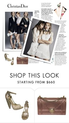 """""""Dior"""" by smile2528 ❤ liked on Polyvore featuring Christian Dior"""