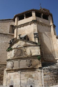 Publicamos la iglesia de San Pablo en Úbeda. #historia #turismo http://www.rutasconhistoria.es/loc/iglesia-de-san-pablo-ubeda