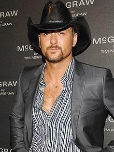 Tim McGraw is a democrat see i can like country music and be a democrat and pro america