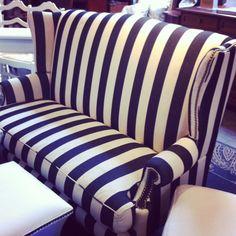 large black and white stripe