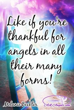 Like if you're thankful for angels in all their many forms!   #angelicinspiration