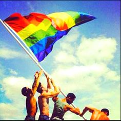 Gay Pride! For all my gay friends